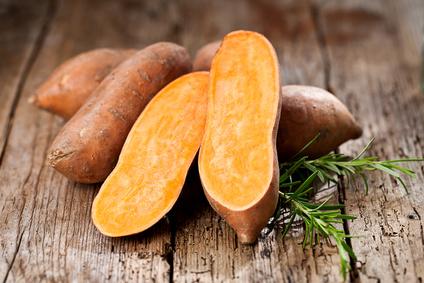 7 bénéfices de la patate douce