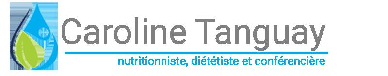 Caroline Tanguay nutritionniste diététiste