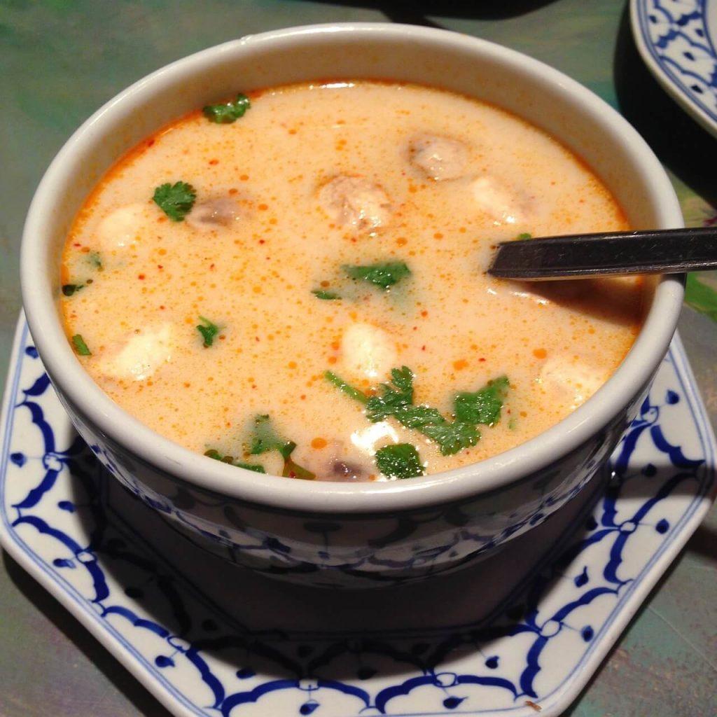 Recette: Soupe-repas à la thaïlandaise