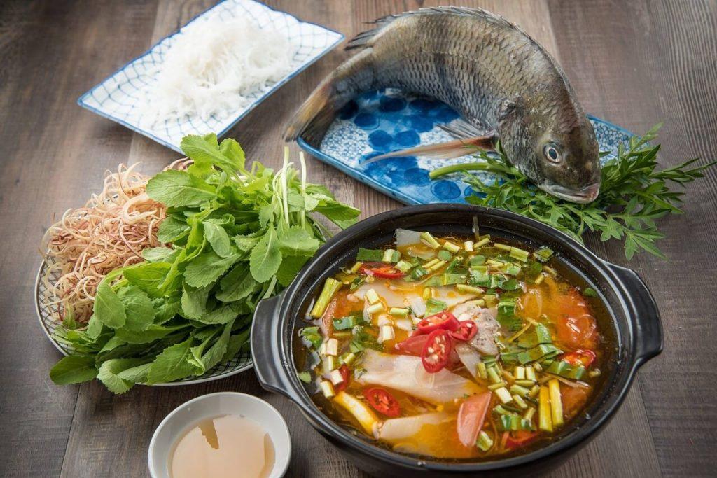 Recette: poisson à l'Italienne