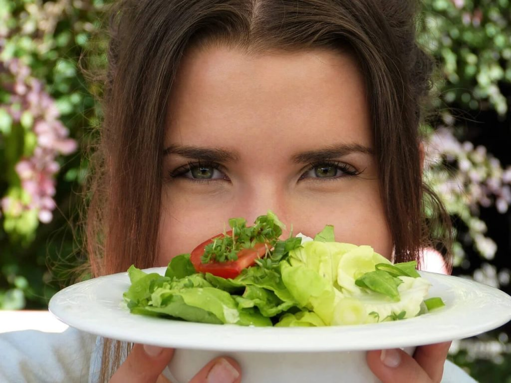 Salade de légumineuses à la chinoise