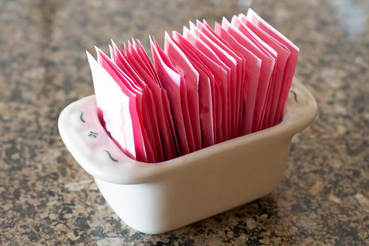 Liste Édulcorants (faux sucres) à éviter sur l'étiquette alimentaire