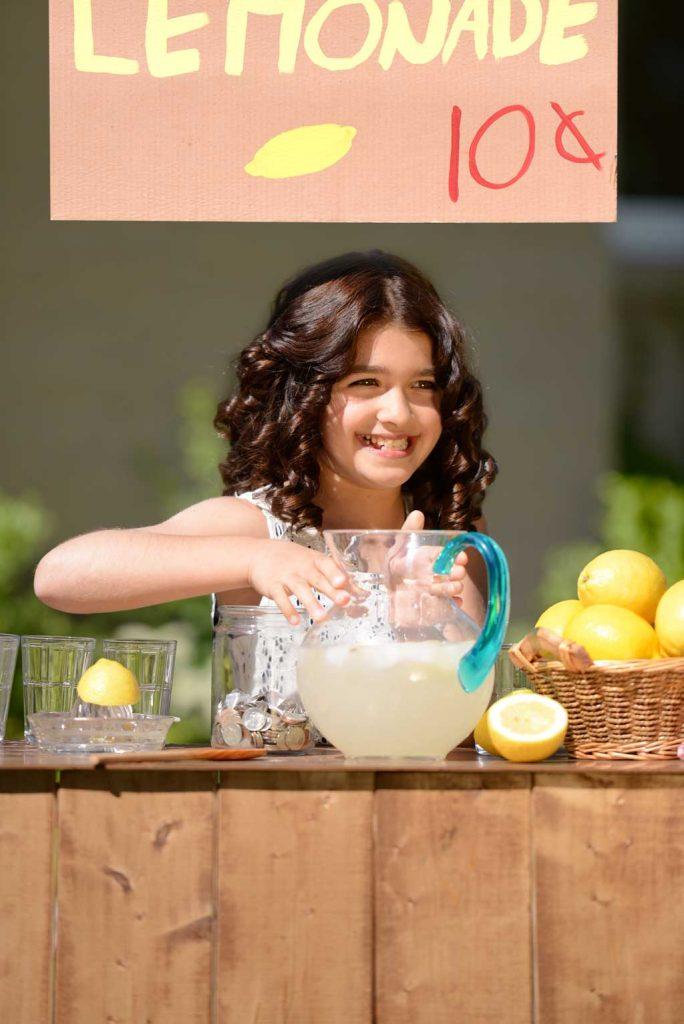 Ma recette de limonade maison
